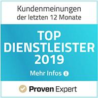 efitiv Frauenfitness - Top Dienstleister des Jahres 2019